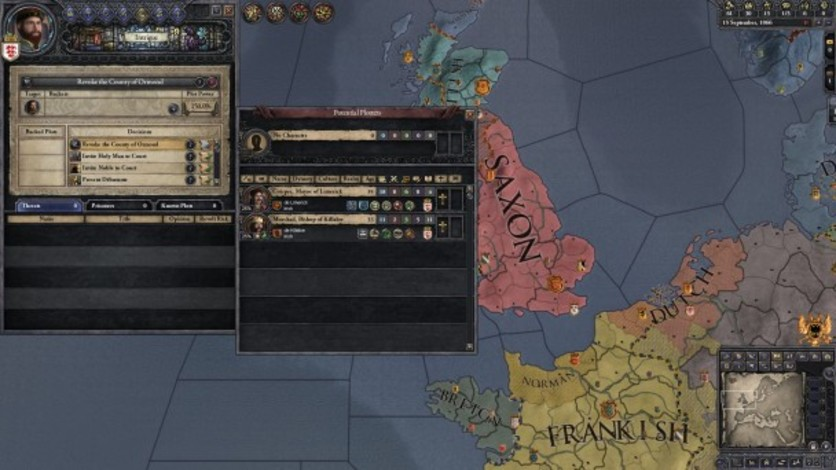 Screenshot 9 - Crusader Kings II: Celtic Portraits