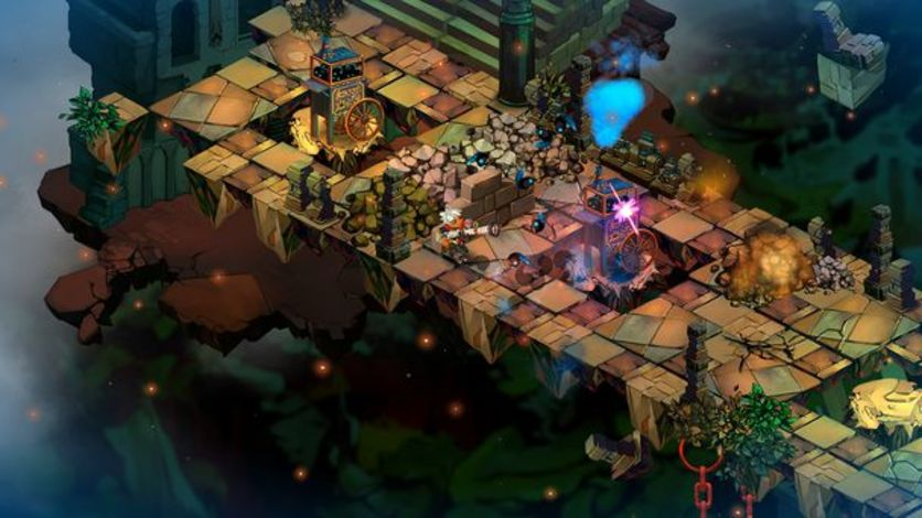 Screenshot 4 - Bastion