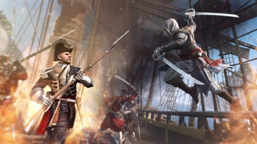 Screenshot 2 - Assassin's Creed IV: Black Flag - Illustrious Pirates Pack