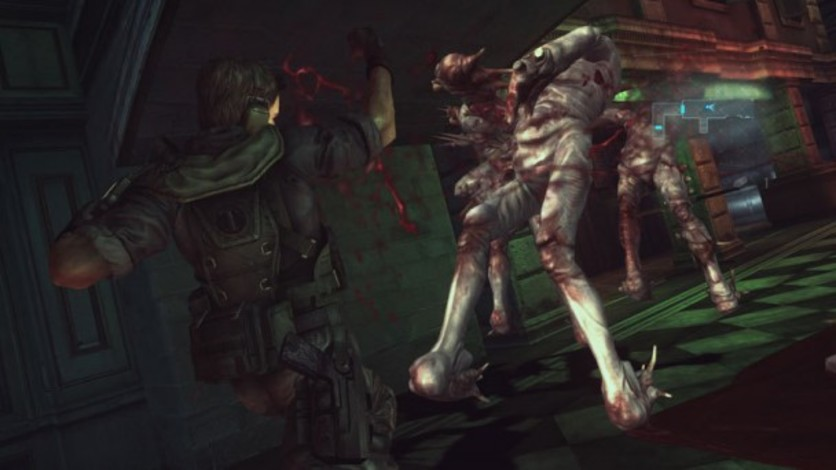 Screenshot 6 - Resident Evil Revelations