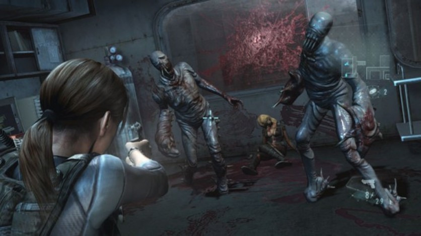 Screenshot 5 - Resident Evil Revelations