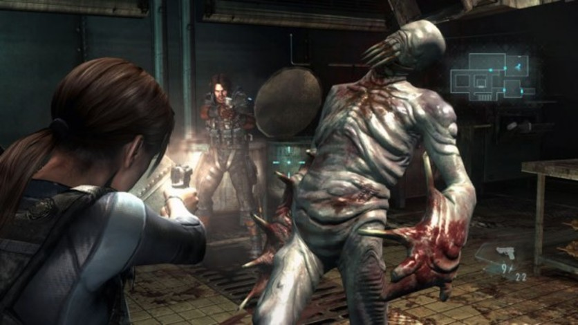 Screenshot 8 - Resident Evil Revelations