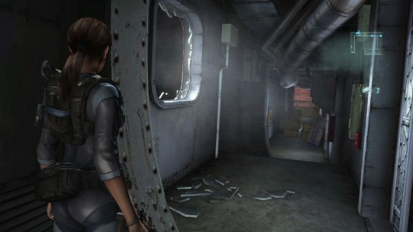 Screenshot 4 - Resident Evil Revelations