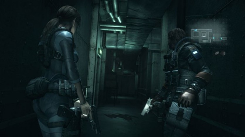 Screenshot 3 - Resident Evil Revelations