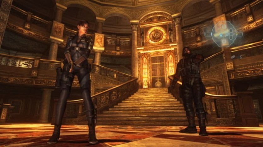 Screenshot 7 - Resident Evil Revelations