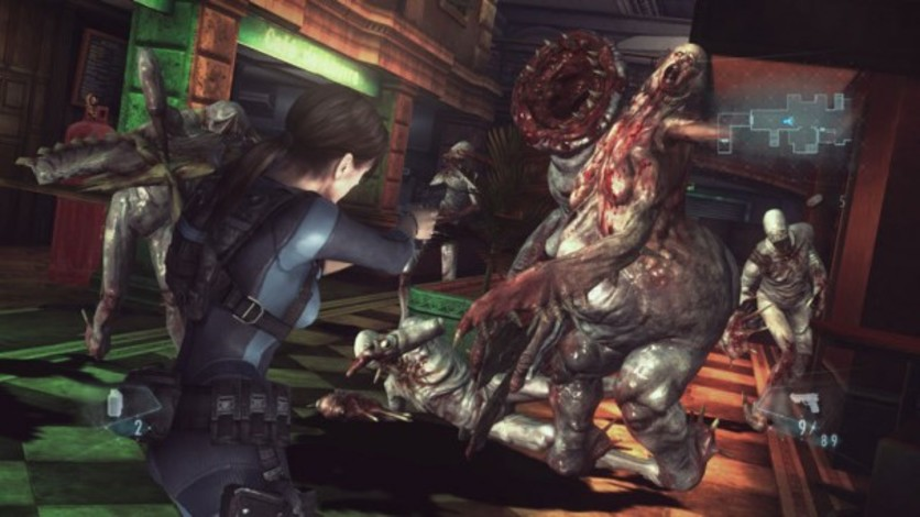 Screenshot 2 - Resident Evil Revelations