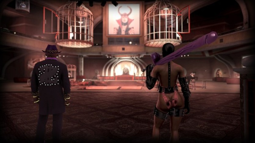 Screenshot 4 - Saints Row IV - Enter The Dominatrix