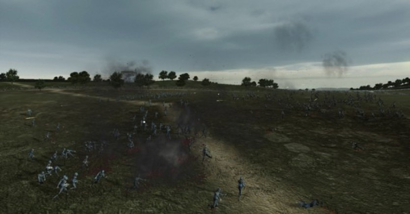 Screenshot 3 - Gettysburg: Armored Warfare