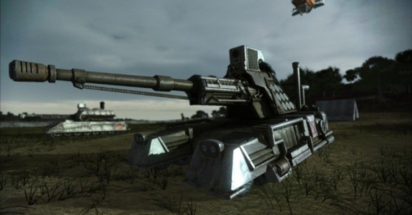 Screenshot 5 - Gettysburg: Armored Warfare
