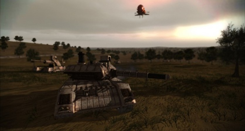 Screenshot 2 - Gettysburg: Armored Warfare