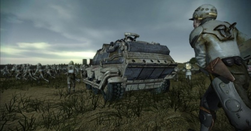 Screenshot 4 - Gettysburg: Armored Warfare