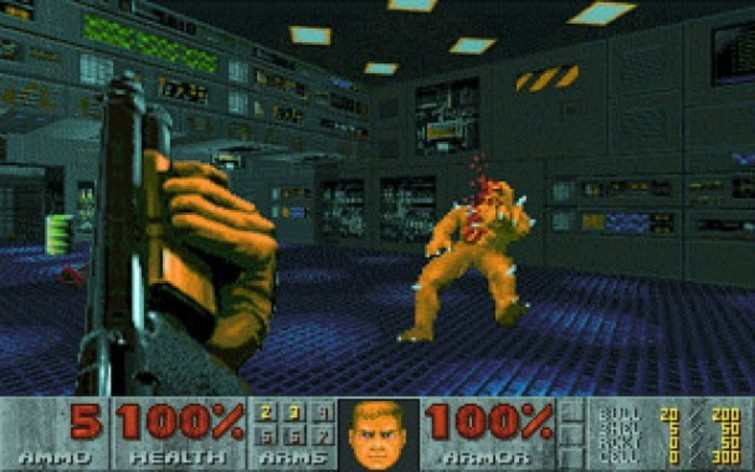 Screenshot 5 - Ultimate DOOM