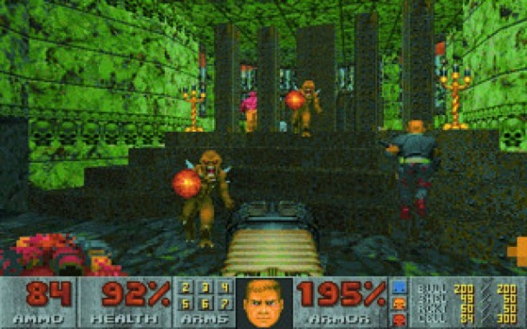 Screenshot 3 - Ultimate DOOM