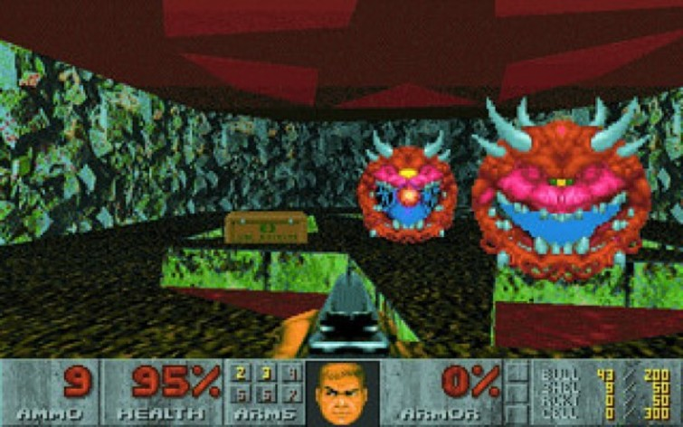Screenshot 2 - Ultimate DOOM