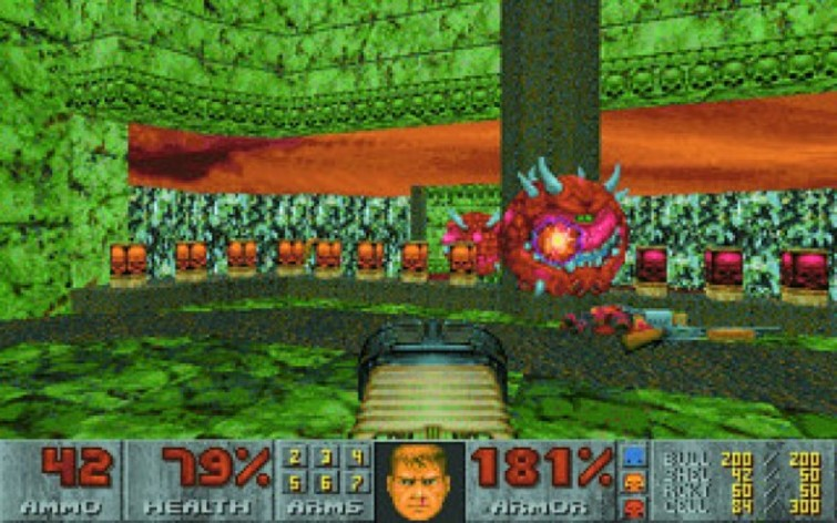 Screenshot 4 - Ultimate DOOM