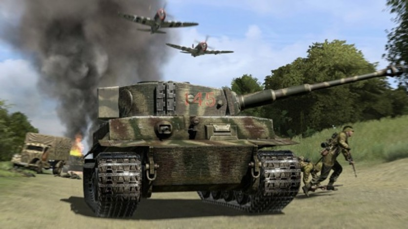 Screenshot 9 - Iron Front: Liberation 1944 D-Day