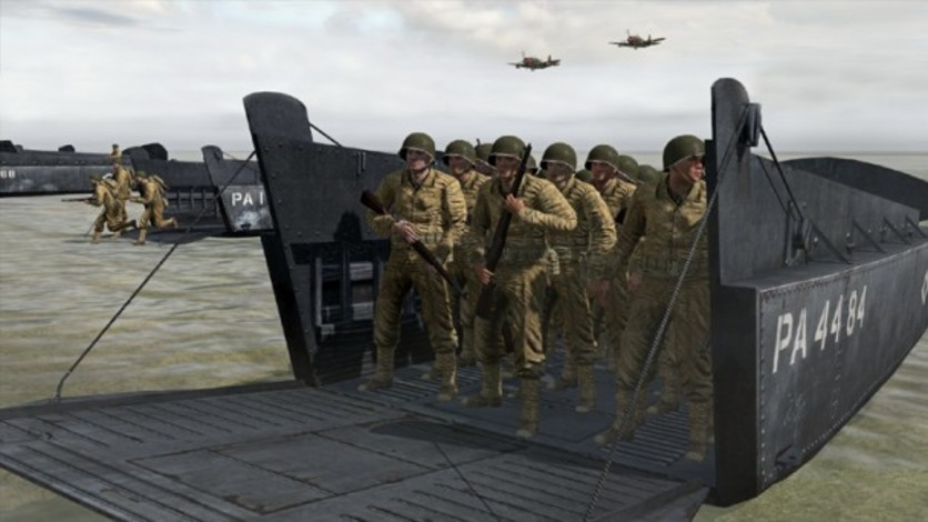 Screenshot 1 - Iron Front: Liberation 1944 D-Day