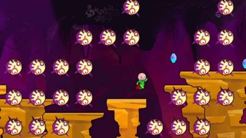 Screenshot 4 - Cloudberry Kingdom