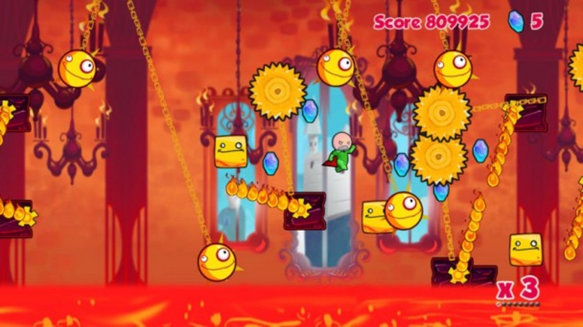 Screenshot 7 - Cloudberry Kingdom