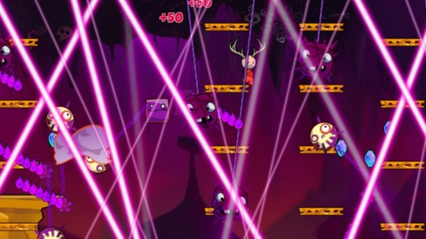 Screenshot 2 - Cloudberry Kingdom