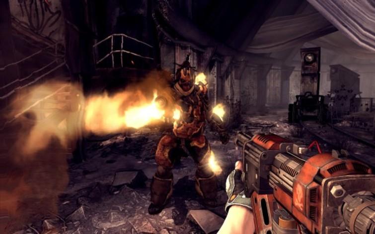 Screenshot 4 - RAGE: The Scorchers™