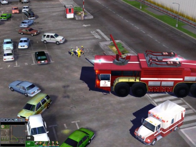 Screenshot 2 - Fire Department 3
