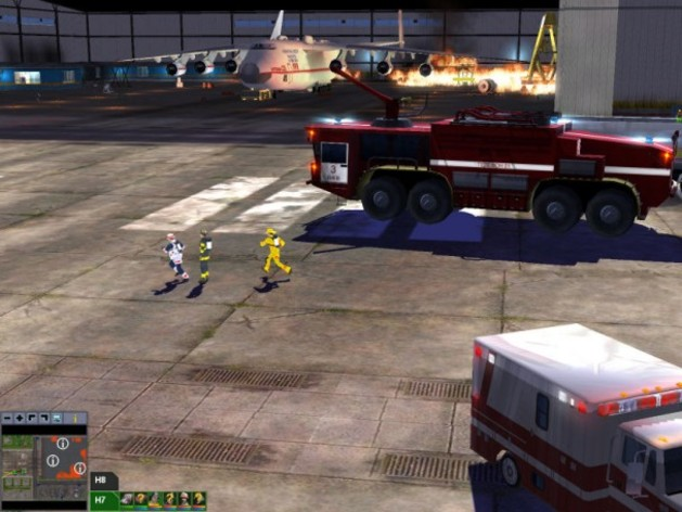 Screenshot 1 - Fire Department 3