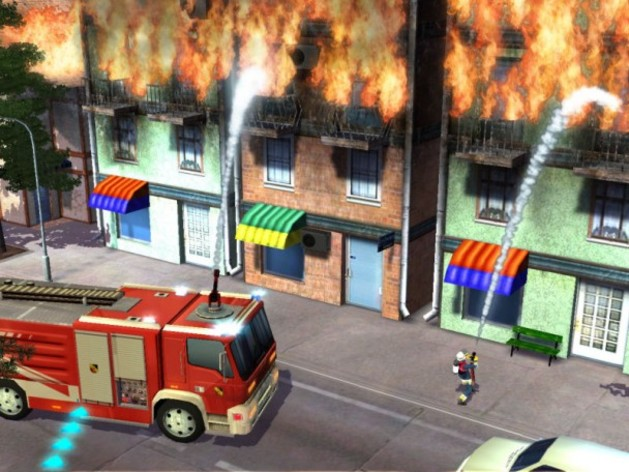 Screenshot 3 - Fire Department 3