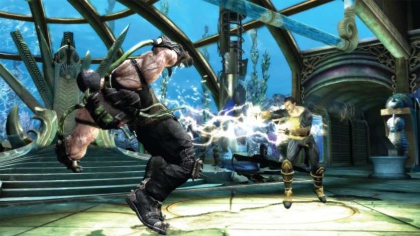 Screenshot 6 - Injustice: Gods Among Us Ultimate Edition