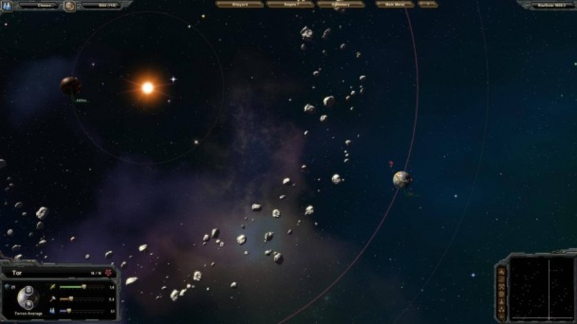 Screenshot 5 - StarDrive