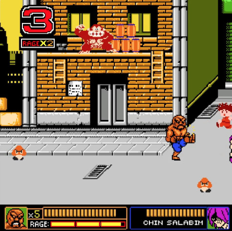 Screenshot 3 - Abobo Big's Adventure