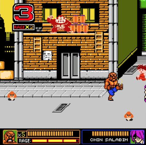 Screenshot 3 - Abobo Big's Adventure