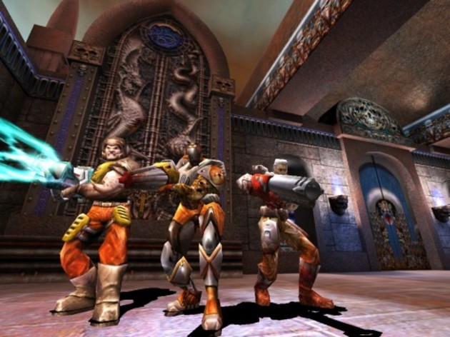 Screenshot 2 - Quake III Arena