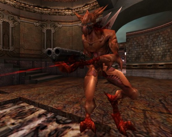 Screenshot 4 - Quake III Arena