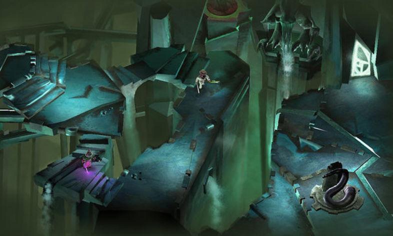Screenshot 9 - Magicka: The Stars are Left