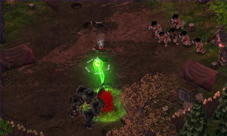 Screenshot 6 - Magicka: The Stars are Left
