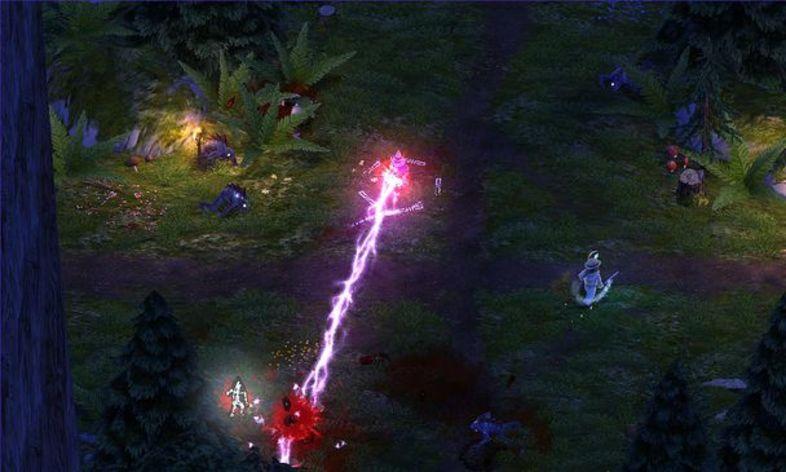 Screenshot 4 - Magicka: The Stars are Left