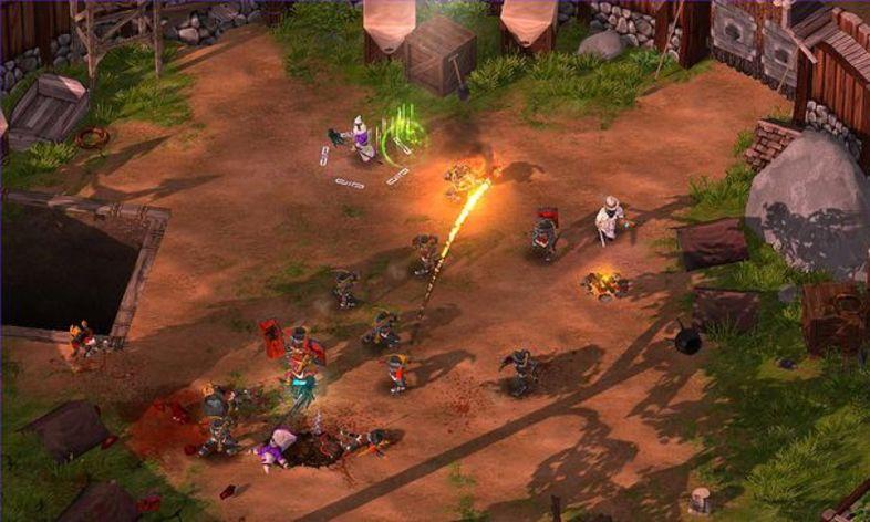 Screenshot 2 - Magicka: The Stars are Left