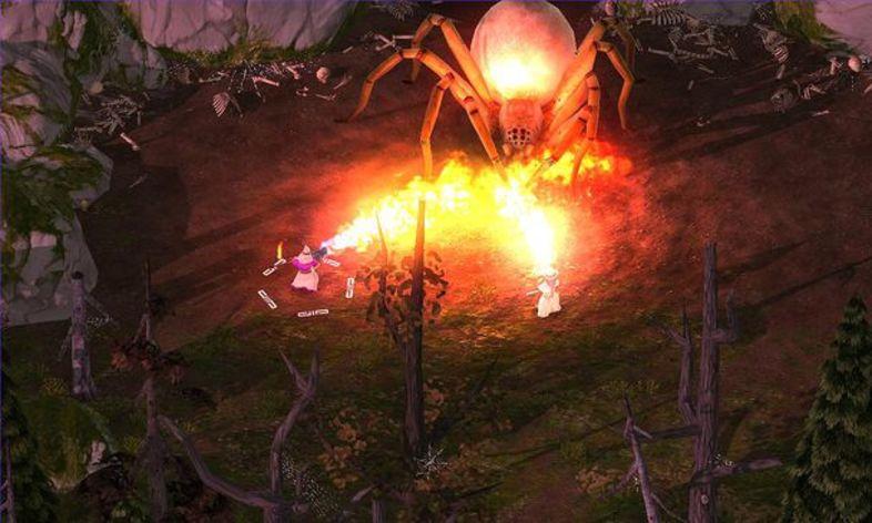 Screenshot 10 - Magicka: The Stars are Left