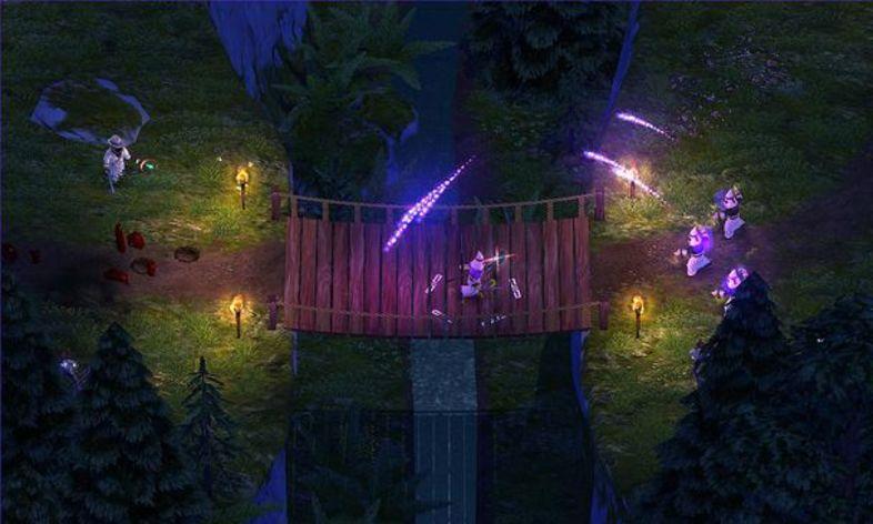 Screenshot 3 - Magicka: The Stars are Left