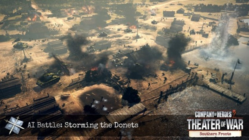 Screenshot 2 - Company of Heroes 2 - Southern Fronts