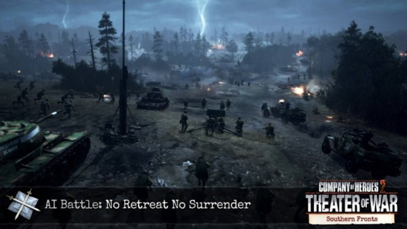 Screenshot 7 - Company of Heroes 2 - Southern Fronts