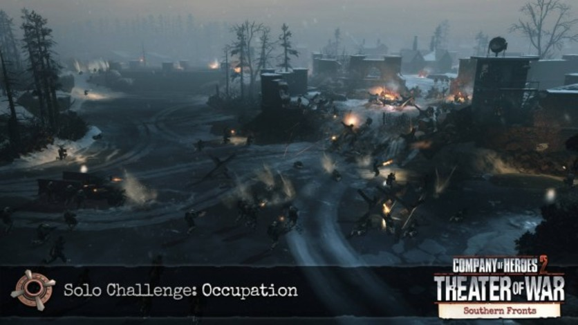 Screenshot 6 - Company of Heroes 2 - Southern Fronts