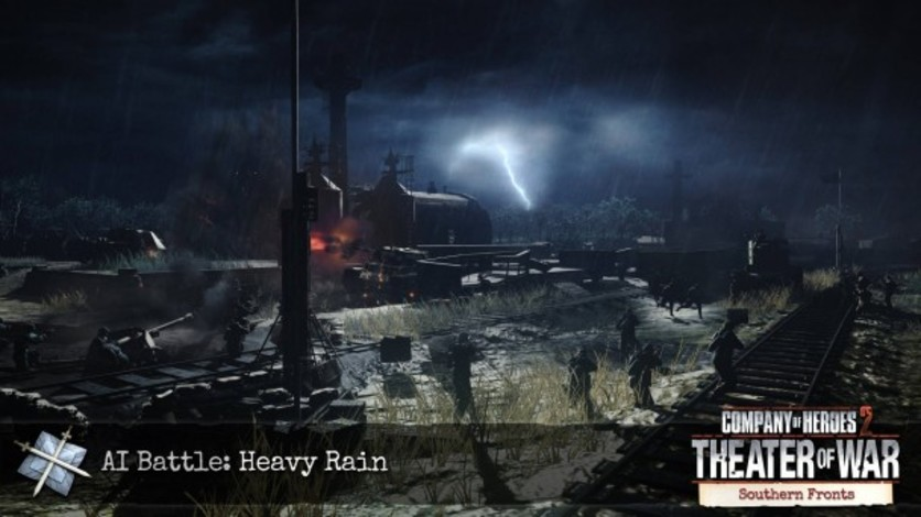 Screenshot 9 - Company of Heroes 2 - Southern Fronts