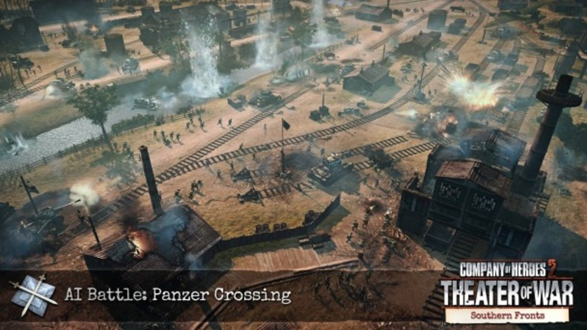 Screenshot 3 - Company of Heroes 2 - Southern Fronts