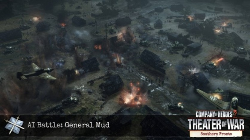 Screenshot 10 - Company of Heroes 2 - Southern Fronts
