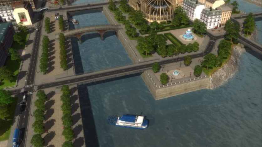 Screenshot 1 - Cities in Motion: Paris