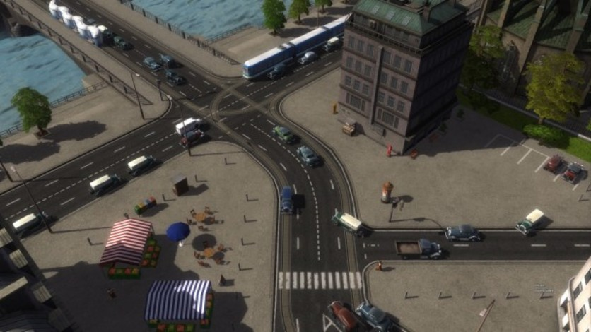 Screenshot 2 - Cities in Motion: Paris