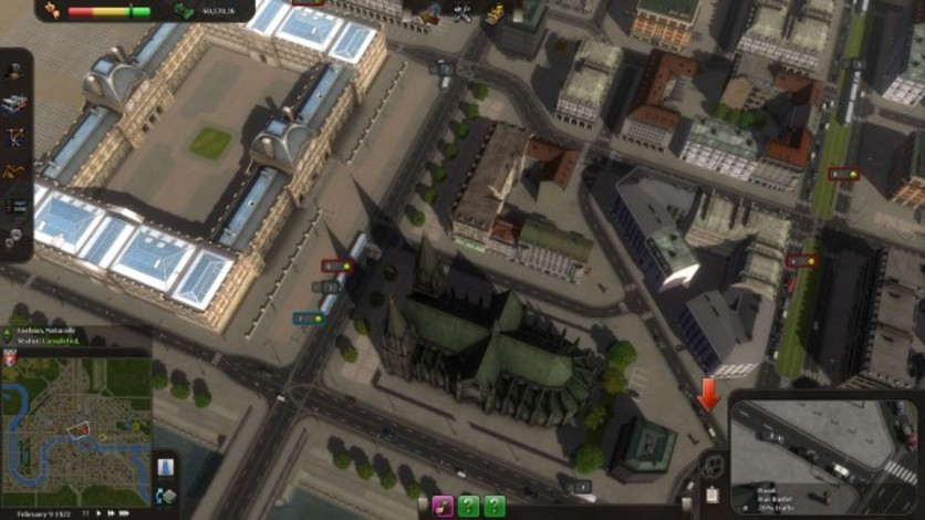 Screenshot 6 - Cities in Motion: Paris