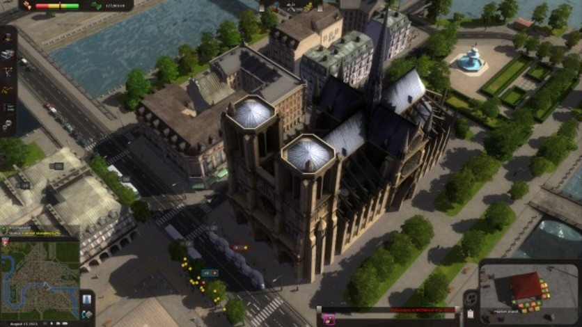 Screenshot 4 - Cities in Motion: Paris